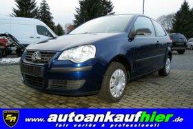 VW Polo IV Tour Klima 1 Hand!! prima Anfängerauto!!