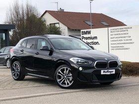 BMW X2 sDr.20i M Sport Kamera P-Dach DrivAss.HUD 19