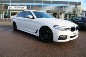 BMW 540i M Sport Aut. NavPro HUD H/K AHK Kamera