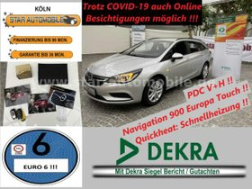 OPEL Astra K Sports Tourer Edition 1,6 CDTI-NAVI-EU6