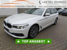 BMW 520 i Touring Sport Line-Live Cockpit Prof-ACC-