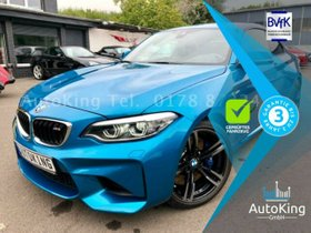 BMW M2 Coupe LED Harman Kardon NAVI PROF. MEMORY SHZ
