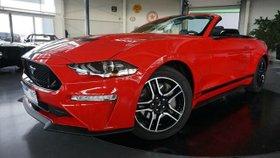 FORD Mustang Cabrio 5.0 GT V8-Leder-Navi-Kamera-Prem-