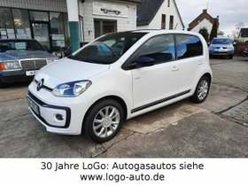 VW up! Club Up Composition Navi, Bluetooth, Top!