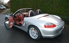 Porsche Boxster S, 6 Gang, Motor neu