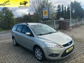 FORD Focus Turnier Style 2.0-Automatik-2.Hd-