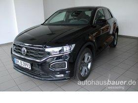 VW T-Roc Sport 1,5 l TSI ACT DSG - R-Line, LED
