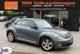 VW Beetle 1.4 TSI DSG Sport Navi Leder Fender Pano