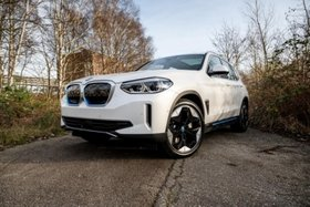 BMW iX3 Leasing ab 729,- netto mtl. o. Anz. Gewerbe