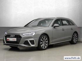 Audi A4 Avant 40 TDi q. S-line Virtual LED NaviPlus