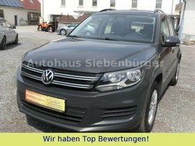 VW Tiguan Trend & Fun BMT 1.4 TSI --6-Gang/ Euro5--
