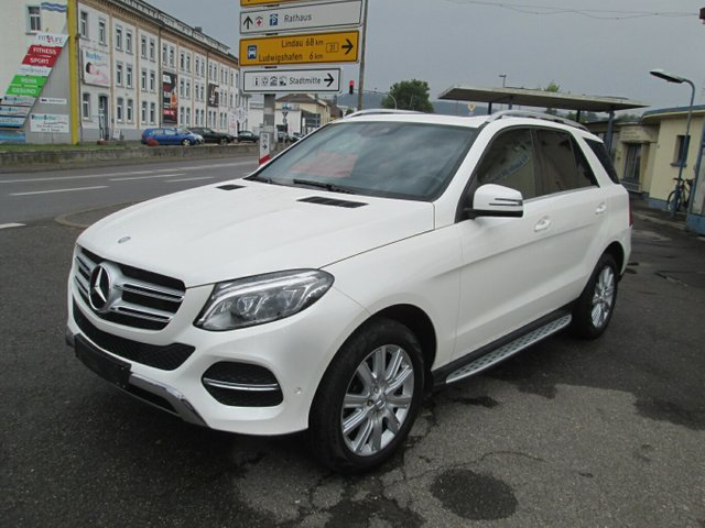 Used Mercedes Benz Gle-Class 250