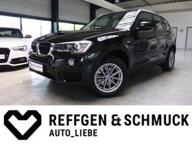 BMW X3 xDRIVE KLIMA+LEDER+NAVI+XENON+KAMERA+HiFi+TÜV