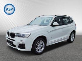 BMW X3 xDrive 20d M Sport BI-XENON+PANO+LEDER+NAVI+PDC