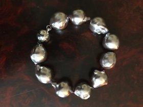 Barock Perlen Armband MKP