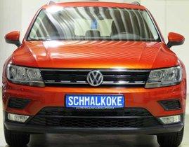 VW Tiguan 1.4 TSI ACT BMT DSG COMFORTL Navi Klima