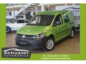 VW Caddy Maxi Kasten 2.0TDI DSG Navi ACC AHK Bi-Xenon