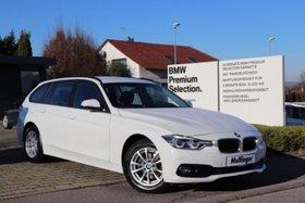 BMW 318d A.Tour.Sitzheizung Navi Tempomat LED PDC
