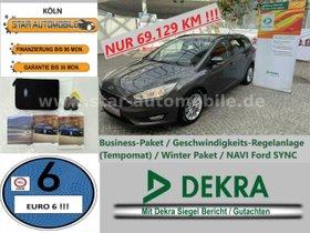 FORD Focus Turnier Business 1,5 TDCI-WINTERP-NAVI-EU6