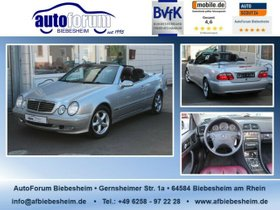 MERCEDES-BENZ CLK 230 K Cabrio Avantgarde Automatik-Designo-..