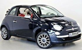 FIAT 500 1.4  101 PS Cabrio Automatik Lounge Xenon