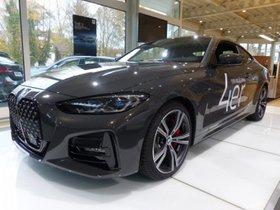 BMW 420d xdrive Coupé, Live Cockpit Prof, M Sport