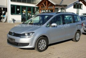 VW Sharan BMT - AUTOMATIK - PANORAMA - EU5 - 2.HD