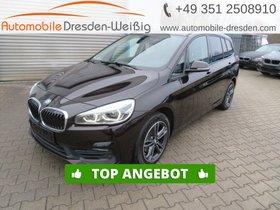BMW 216 Gran Tourer i Sport Line-Navi-voll LED-PDC-
