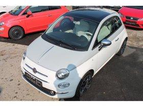 FIAT 500 1,2 Collezione+Navi+PDC+Klima+Zweifarbig