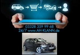 BMW 118i 170PS M-Paket Automatik Navi Alcantara