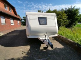 Hobby Wohnwagen 560 KMFE