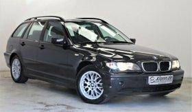BMW 318 i 2.0 143 PS Touring Klimaautomatik