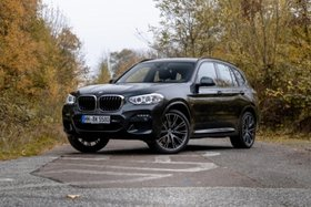 BMW X3 xDrive30i Leasing 735,- netto mtl. o. Anz.