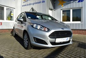 Ford Fiesta 1.25 SYNC Edition -Klima-GJR-ZV mit Fu...