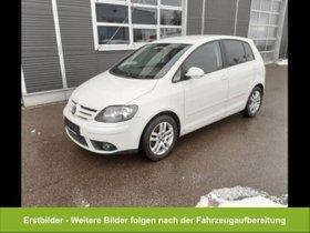 VW Golf Plus Edition 1.6 Klimaaut beh.Spiegel NSW