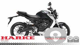 HONDA CB 125 R ABS 2021
