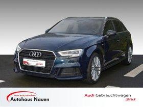 Audi A3 2.0 TDI S-tronic Sportback S-Line Sport, Navi, LED, Pano,