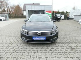 VW Passat Highline R-Line Paket Kamera LED Panorama