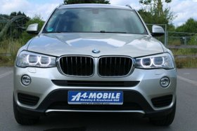 BMW X3 xDrive20d Xenon HiFi Sitzheizung AHK