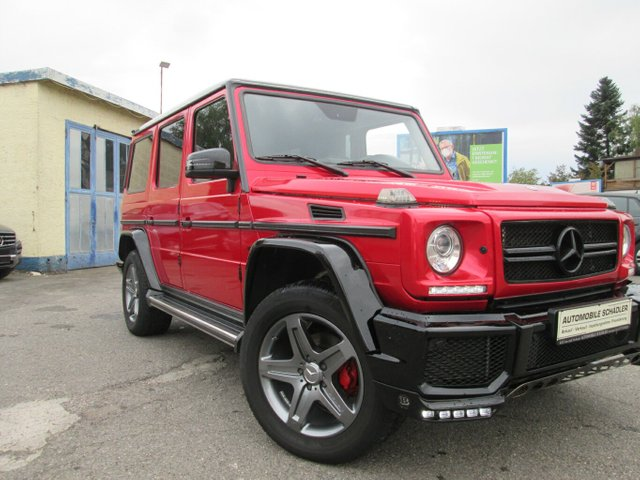Used Mercedes Benz G-Class