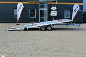 ANDERE Alu-Anhänger Kipper / Kippanhänger - BFZ-K35/50