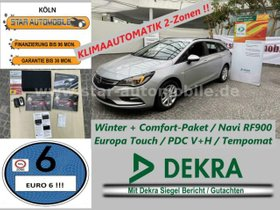 OPEL Astra K Sports Tourer Edition 1,6 CDTI-NAVI-EU6-