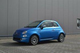 FIAT 500 Lim. Mirror Klima Navi Temp Pdc