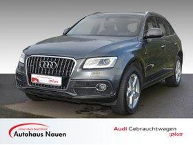 Audi Q5 2.0 TDI Quattro S-tronic, S-line, AHK, Navi, Xenon, Pano,