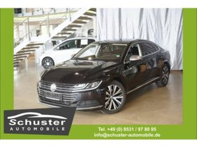 VW Arteon Elegance 2.0TSI DSG Leder HUD ACC 4xSHZ