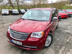 CHRYSLER Town&Country  Limited|LEDER|LHZ|SHZ|SCHIEBEDACH|