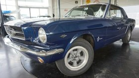 FORD : 66er Mustang 289 cui V8 Automatik, Servo, TÜV