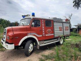MAN 11-168  Guter Zustand Fahrbereit Oldtimer Feuerwehr