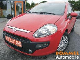 FIAT Punto 1.4Evo,Dynamic,5trg.,Berganfahrhilfe,105PS