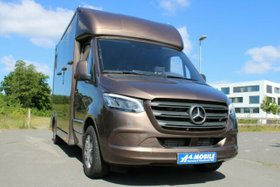 MERCEDES-BENZ 314 CDI 9G-Tronic Pferdetransporter Horsetruck